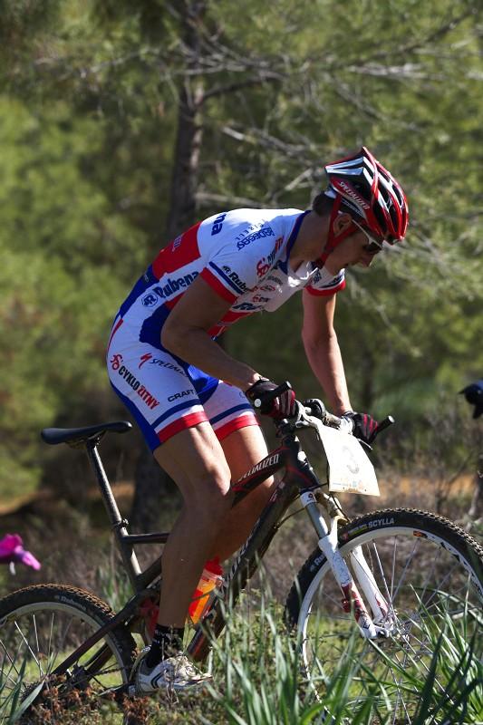 Sunshine Cup #2 - Afxentia Stage Race 2009, Kypr - Jaroslav Kulhavý