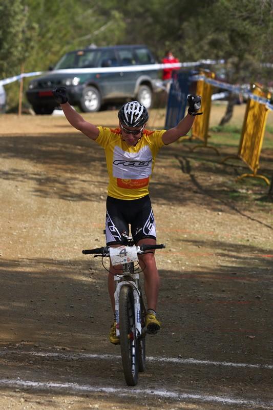 Sunshine Cup #2 - Afxentia Stage Race 2009, Kypr - Emil Lidgren vítězem Afxentia Cupu 2009