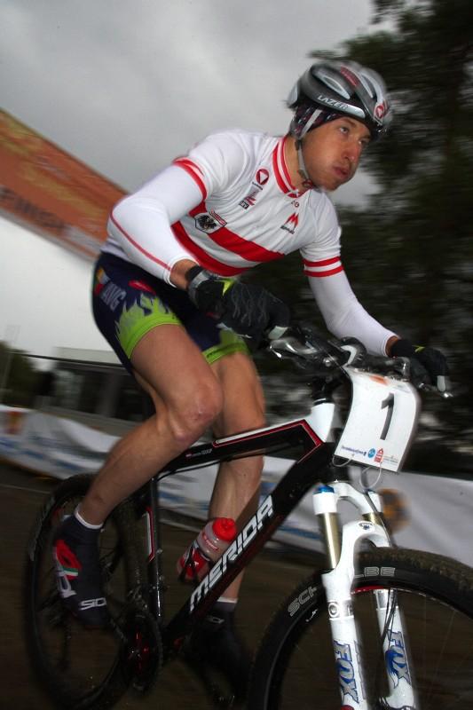 Sunshine Cup #2 - Afxentia Stage Race 2009, Kypr - Christoph Soukup