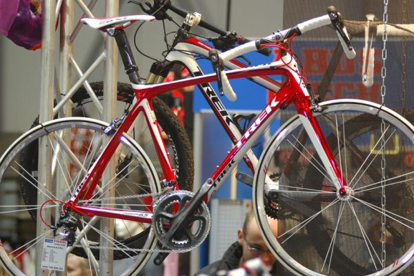 Sport Prague 2009: Trek Madone 6.5