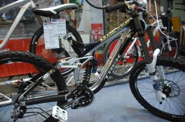 Sport Prague 2009: Trek Session 88