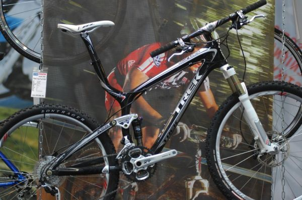 Sport Prague 2009: Trek Top Fuel 9.8