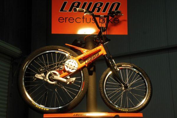 Sport Prague 2009: Erectusbike