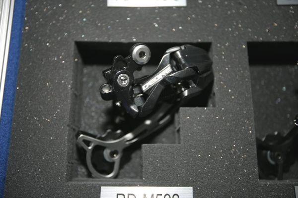Shimano 2010 prezentace Deore (�nor 2009)