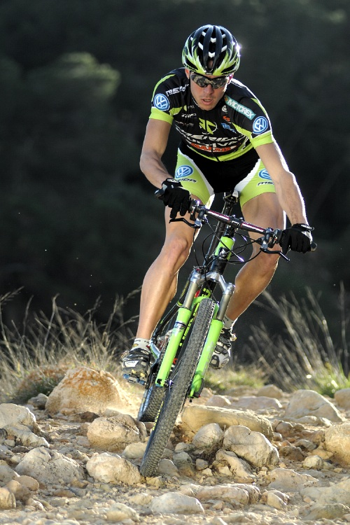 Multivan Merida Biking Team 2009: Jochen Kass