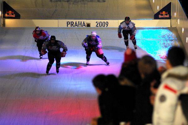 Red Bull Crashed Ice 2009 - Praha Vyšehrad: