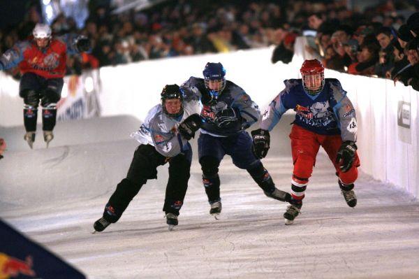 Red Bull Crashed Ice 2009 - Praha Vy�ehrad: