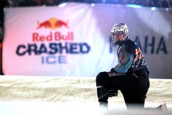 Red Bull Crashed Ice 2009 - Praha Vyšehrad: Mikka Jouhkimainen