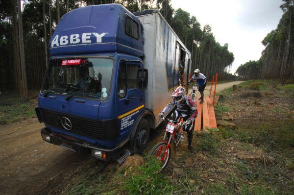 SP DH #1 2009 - Pietermaritzburg /RSA/: Greg Minnaar