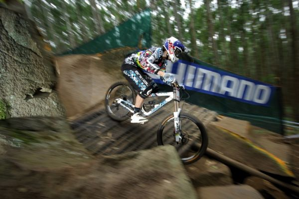 SP DH #1 2009 - Pietermaritzburg /RSA/: Gee Atherton