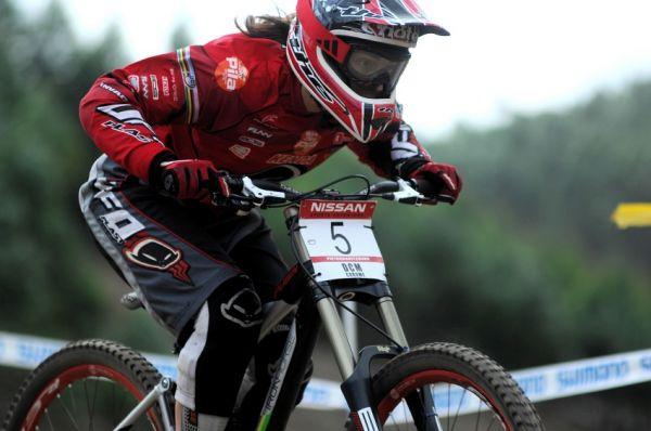 SP DH #1 2009 - Pietermaritzburg /RSA/: Floriane Pugin