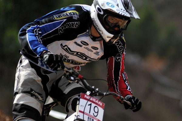 SP DH #1 2009 - Pietermaritzburg /RSA/: Mickael Pascal