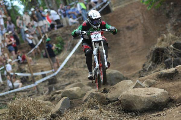SP DH #1 2009 - Pietermaritzburg /RSA/: Joanna Petterson