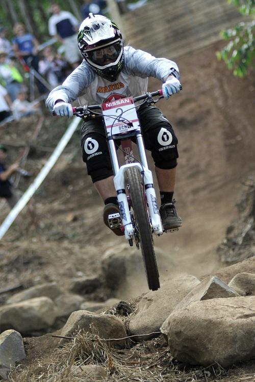 SP DH #1 2009 - Pietermaritzburg /RSA/: Sabrina Jonnier