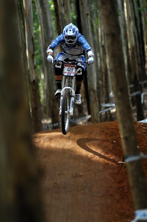 SP DH #1 2009 - Pietermaritzburg /RSA/: David Vasquez Lopez