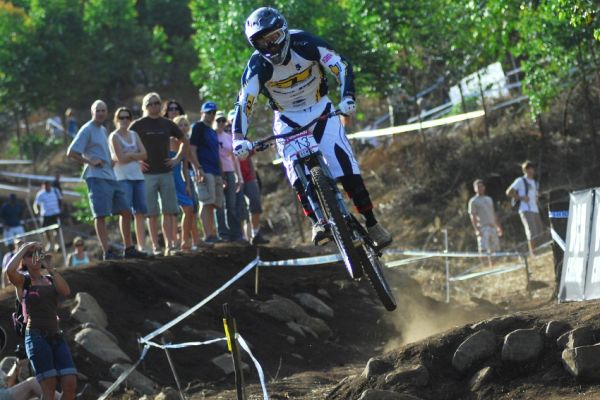 SP DH #1 2009 - Pietermaritzburg /RSA/: Marc Beaumont