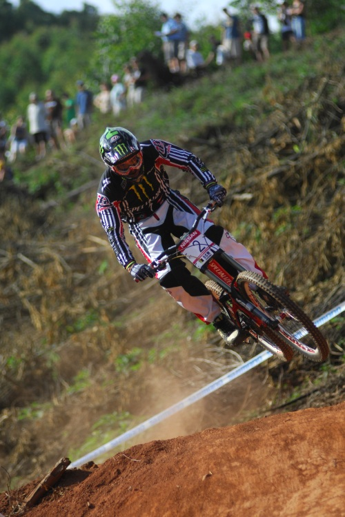 SP DH #1 2009 - Pietermaritzburg /RSA/: Sam Hill