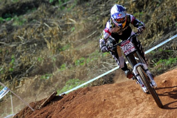 SP DH #1 2009 - Pietermaritzburg /RSA/: Filip Polc