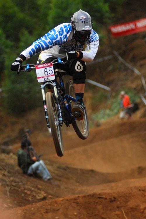 SP 4X #1 2009 - Pietermaritzburg /RSA/: Lukáš Měchura
