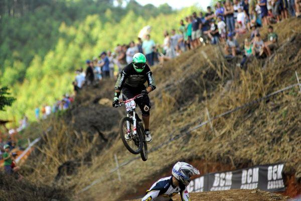 SP 4X #1 2009 - Pietermaritzburg /RSA/: Cedric Gracia