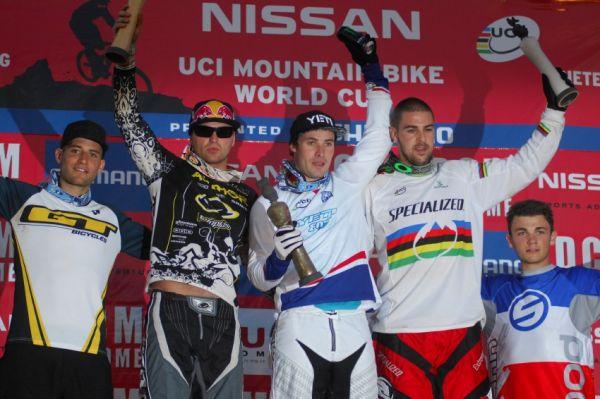 SP 4X #1 2009 - Pietermaritzburg /RSA/: nejlepší muži