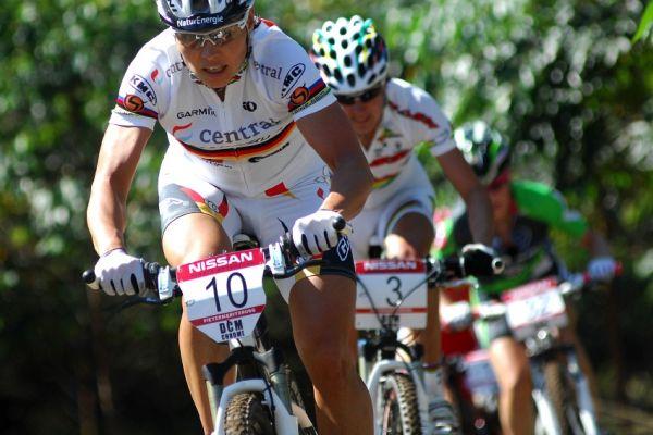 SP XC #1 2009 - Pietermaritzburg /RSA/: Sabine Spitz