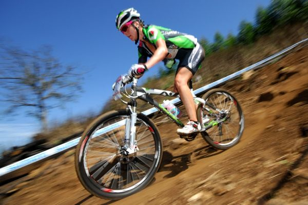 SP XC #1 2009 - Pietermaritzburg /RSA/: Heather Irmiger