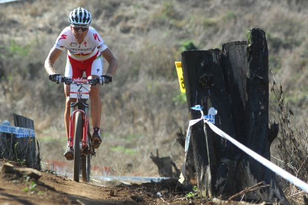 SP XC #1 2009 - Pietermaritzburg /RSA/: Christoph Sauser