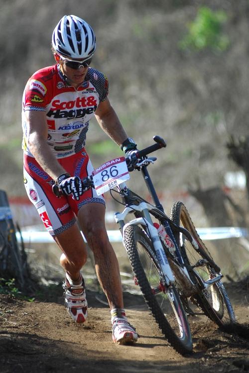 SP XC #1 2009 - Pietermaritzburg /RSA/: Kristián Hynek