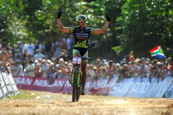 SP XC #1 2009 - Pietermaritzburg /RSA/: Hermida vítězí