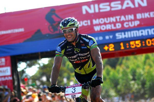 SP XC #1 2009 - Pietermaritzburg /RSA/: Jose Antonio Hermida