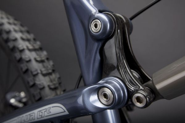 Santa Cruz Blur LT Carbon 2009