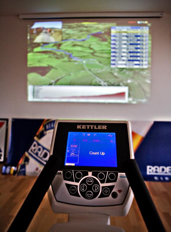 Kolo pro život - Radegast Birell Virtual Maraton 28.3. 2009, Liberec. Foto: MIloš Lubas