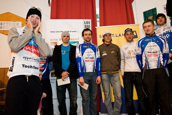 "Kamptal-Klassik-Trophy, Langenlois /AUT/ - ""... aj bolo toho fakt dost!"", 29.3. 2009, foto: Miloš Lubas"