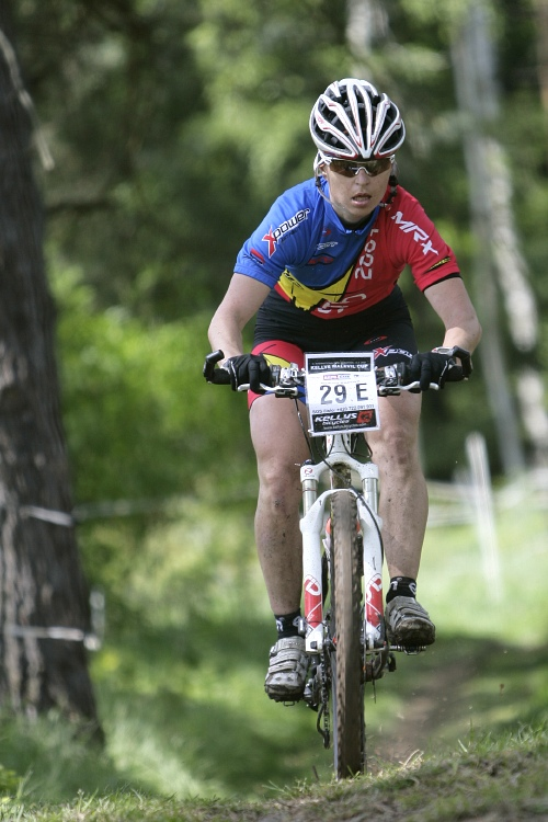 Kelly's Malevil Cup 2009 - �P XCM #2: B�ra Radov� se ��t� do c�le