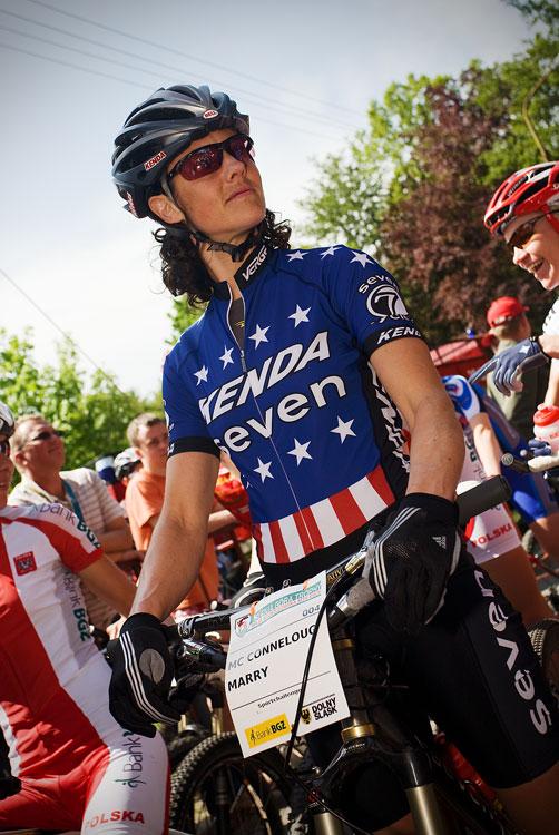 Maja Wloszczowska MTB Race - Jelenia Góra 9.5. 2009 - Marry Mc Conneloug