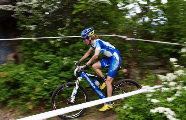 Maja Wloszczowska MTB Race - Jelenia Góra 9.5. 2009 - Catherine Pendrel