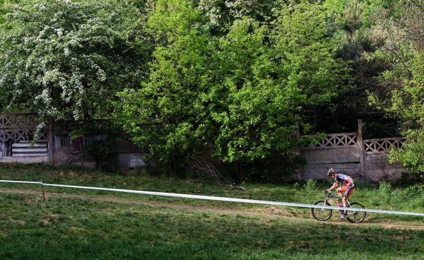 Maja Wloszczowska MTB Race - Jelenia G�ra 9.5. 2009 - Filip Eberl