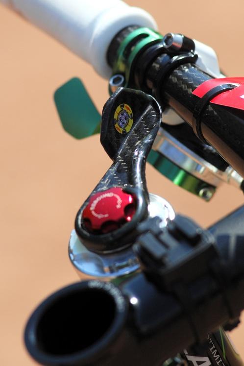 Cannondale Scalpel Roela Paulissena 2009 - Lockout