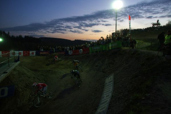 Nissan UCI MTB World Cup 4X #2 - Houfalize /BEL/ 1.-2. 5. 2009