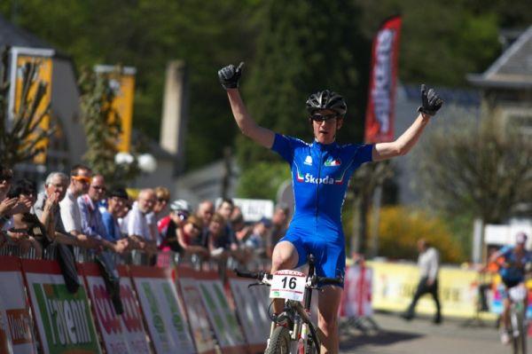 Nissan UCI MTB World Cup XC #3 - Houffalize 2.-3.5. 2009 - Gerhard Kerschbaumer znovu vítězí