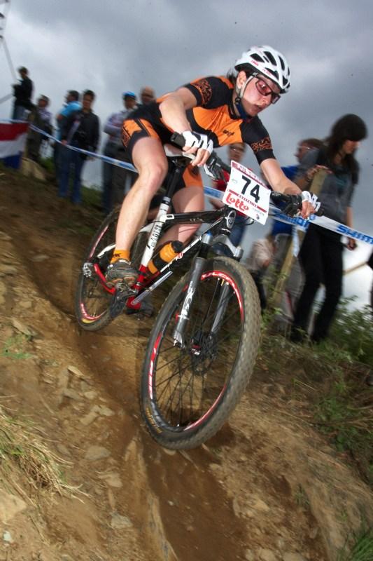 Nissan UCI MTB World Cup XC #3 - Houffalize 2.-3.5. 2009 - ��rka Chmurov�