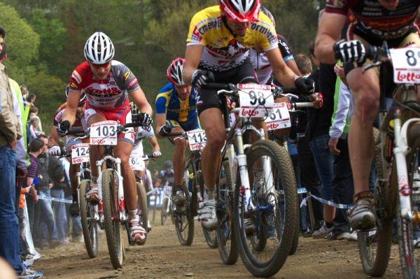 Nissan UCI MTB World Cup XC #3 - Houffalize 2.-3.5. 2009 - Kristi�n Hynek