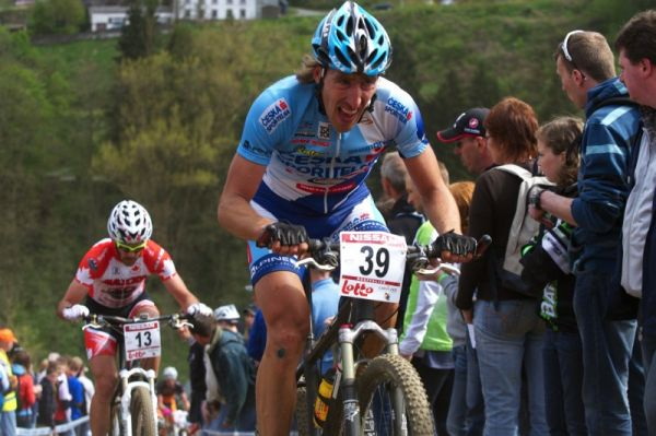 Nissan UCI MTB World Cup XC #3 - Houffalize 2.-3.5. 2009 - Milan Sp�n�