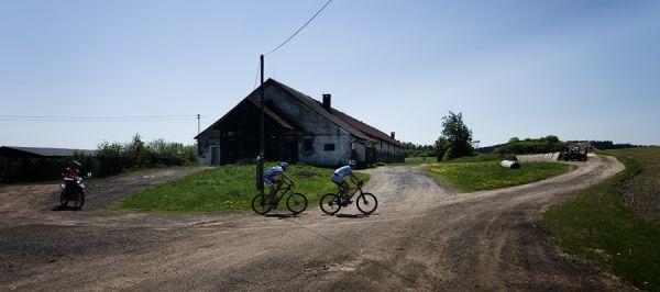 Kolo pro život - Příbramský permoník 2.5. 2009, foto: Miloš Lubas