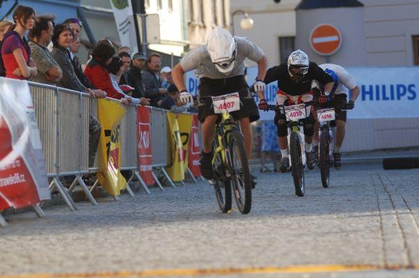 Author Šela Marathon 2009 - MTB Sprint: Zdeněk Novotný vítězí