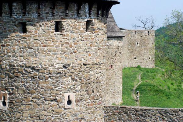 Author Šela Marathon 2009: hrad Helfštýn