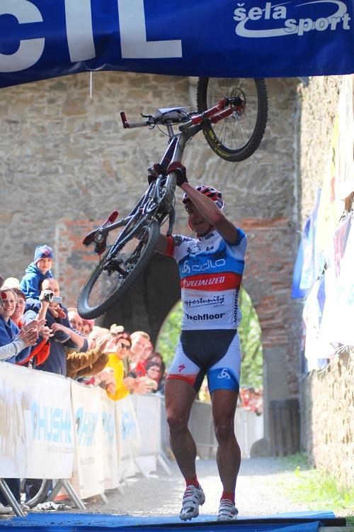Author Šela Marathon 2009: Pavel Boudný vítězí