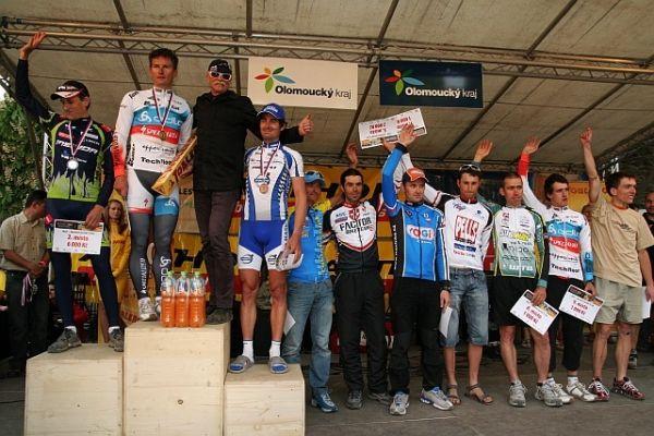 Author Šela Marathon 2009: Nejlepší muži /foto: Mirek Chládek/