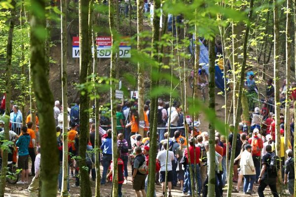Nissan UCI World Cup #2 Offenburg /GER/ 25.4.2009, jako vystřižené z knížek Ondřeje Sekory